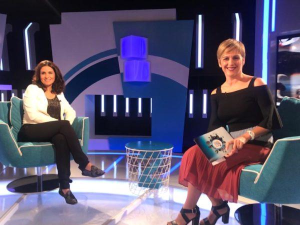 La abogada de INTERcids Anna Mulà en RTVE