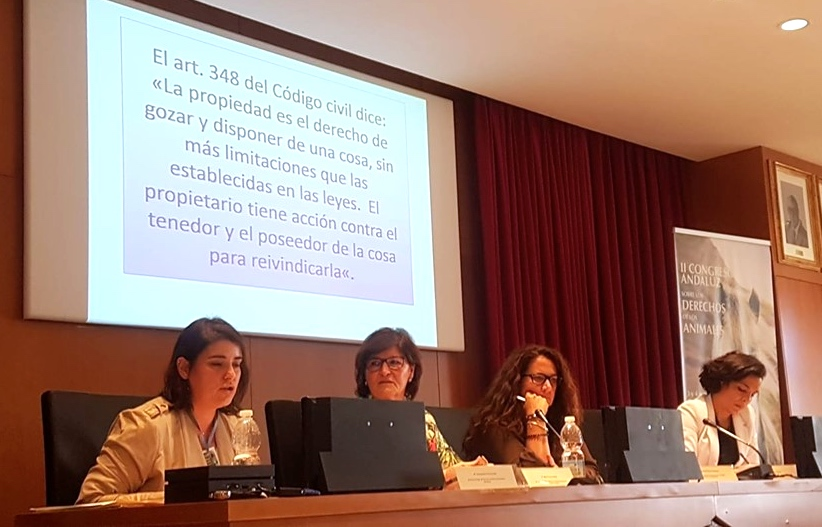 Mesa Derecho Civil congreso INTERcids Sevilla