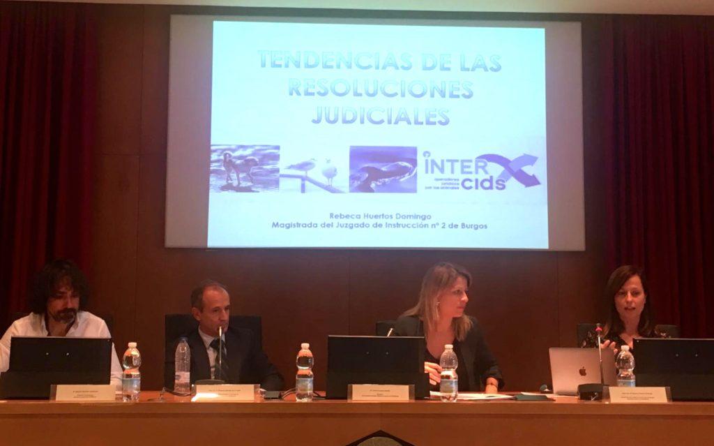 Mesa proceso penal Congreso INTERcids Sevilla
