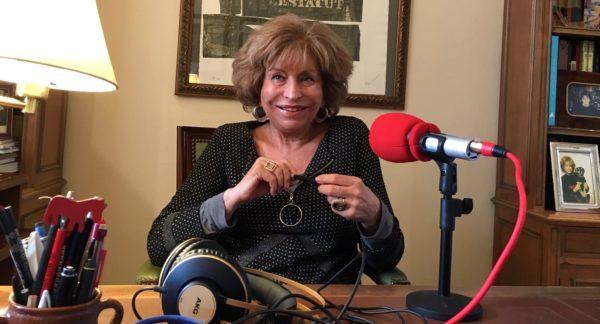 La abogada Magda Oranich en su despacho