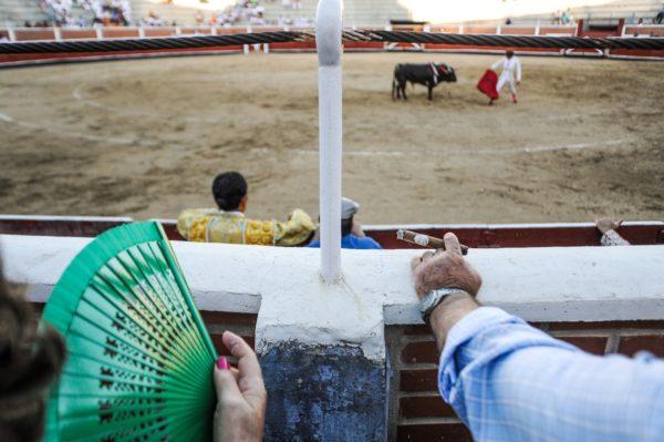 Corrida de toros en España